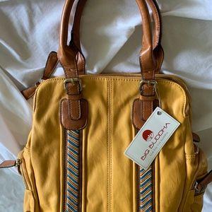 NWT Big Buddha purse